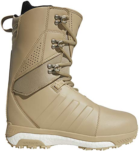 adidas Skateboarding Men's Tactical ADV Snow Boot '18 Khaki 11 D US D - Mens Silver Boots Snowboard