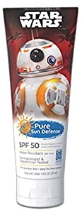 Pure Sun Defense Star Wars Sunscreen Lotion SPF 50