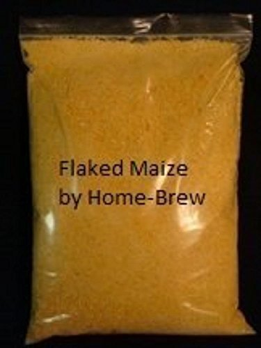 Home-Brew Flaked Maize for