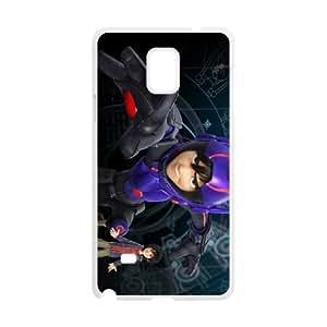 Big Hero 6 FG0085005 Phone Back Case Customized Art Print Design Hard Shell Protection Samsung galaxy note 4 N9100