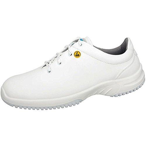 Abeba 36780-40 Uni6 Chaussures bas ESD Taille 40 Blanc