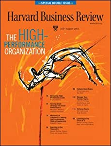The High-Performance Organization Periodical