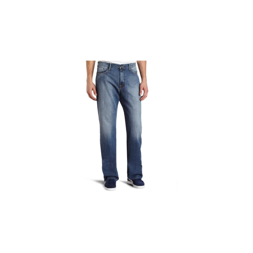 Lucky Brand Mens 181 Relaxed Straight Leg Jean In Ol Summer Camp