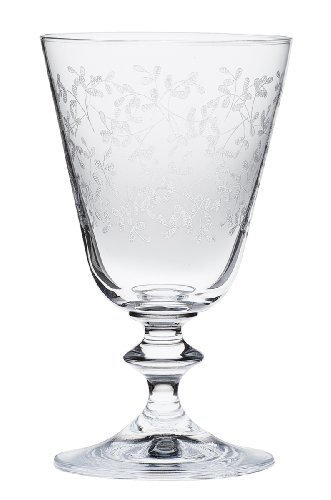 Bohemia Cristal  093 006 043 Weinkelche ca. 260 ml aus Kristallglas 6er Set