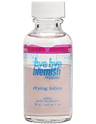 Bye Bye Blemish for Acne Drying Lotion 29.5ml/1oz