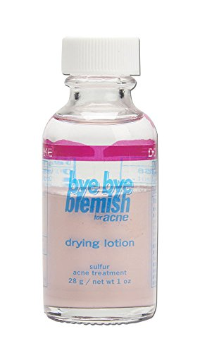 Bye Bye Blemish Acne Treatment Drying Lotion, 1 oz
