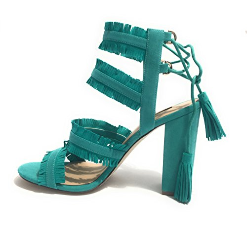 Green Women's Guess High Heels Econi wAISqxT