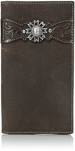 Overlay Spur (Ariat Men's Spur Rowl Oil Rodeo, Brown, One Size)