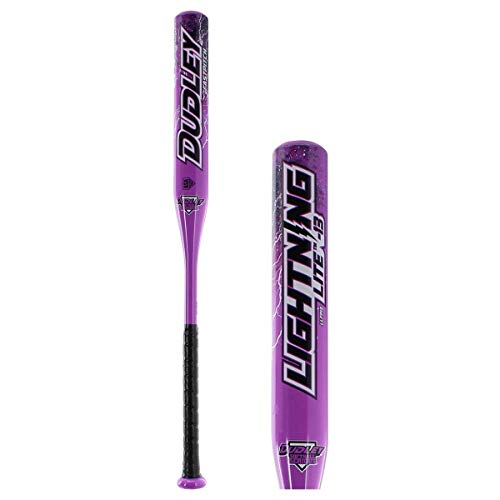 Dudley 2019 Lightning Lite Alloy -13 Youth Fastpitch Bat