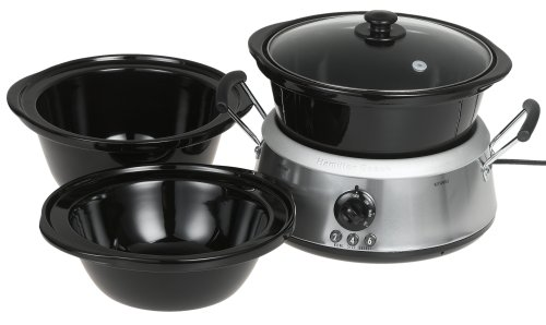 Hamilton Beach 33135 3-in-1 Slow Cooker – The Perfect Crockpot