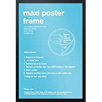 GB Eye Ltd Cadre Maxi pour Poster Noir 61 x 91,5 cm