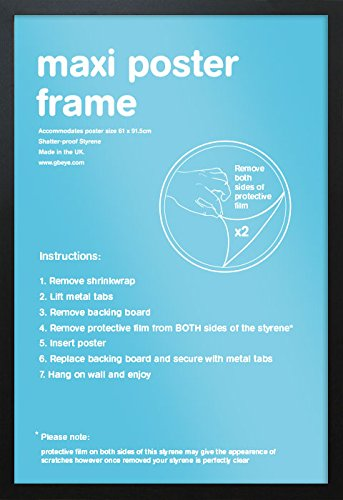 Large Poster Frames: Amazon.co.uk