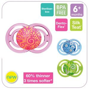 Amazon.com: MAM Perfect Chupete Baby Dummy//Chupete 6 + ...