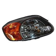 TYC 20-6527-00 Hyundai Accent Passenger Side Headlight Assembly