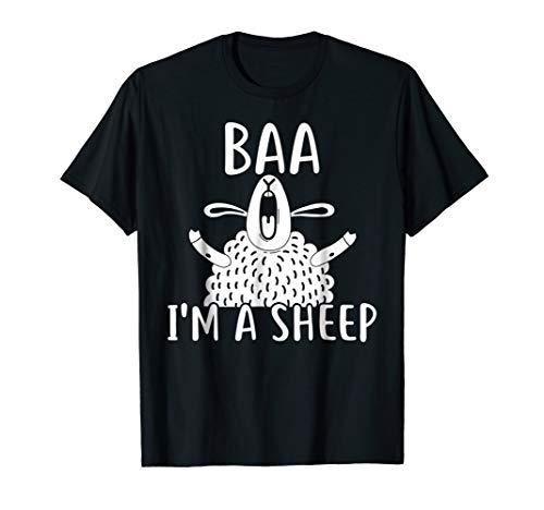 Baa I'm A Sheep T-Shirt - Sheep Baa