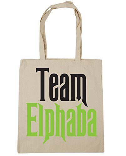Gym Beach x38cm litres Elphaba 10 Natural Bag Team 42cm Tote Shopping HippoWarehouse OXIRwUxq