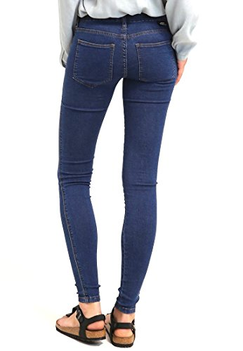 DR.DENIM KISSY Damen Jeans Skinny Fit mid stone Gr. XL