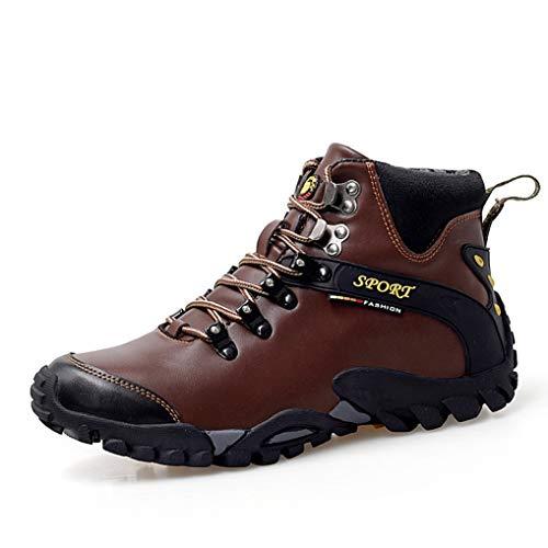 Antiscivolo Caccia Scarpe Da Arrampicata Trekking Sportiva Uomo AazqCqnYx 34dc688fd56
