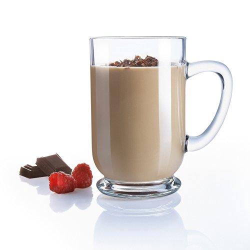 Buy glass coffee mugs