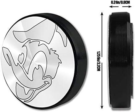 ドナルドダックの絵2 車載ホルダー 超強磁力 マグネット式 粘着式 取り付け簡単 高級感 おしゃれ スマホスタンド