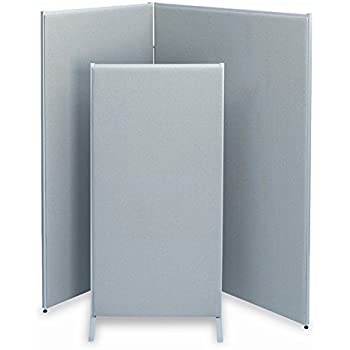 Amazon.com: 6\'H x 5\'W Office Cubicle Wall Divider Parition ...