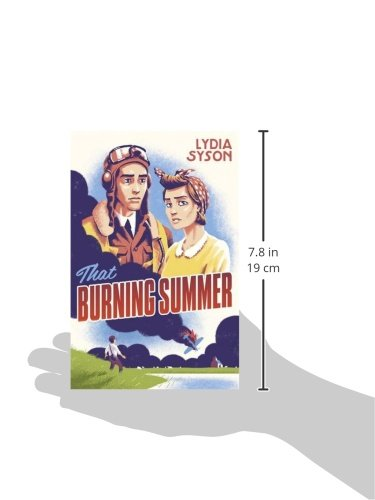 Lydia syson that burning summer dresses