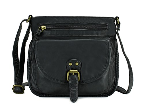 Scarleton Trendy Belt Flap Crossbody Bag H1975