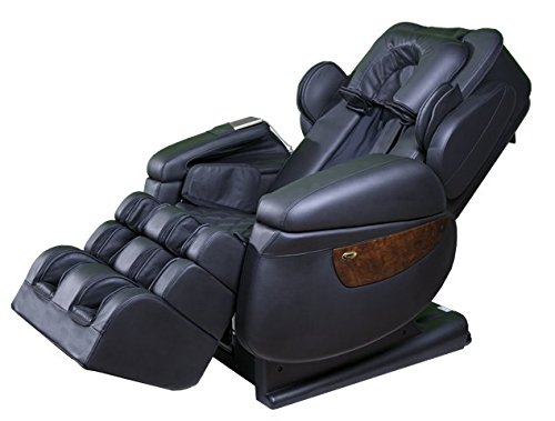 Luraco iRobotics 7 PLUS Medical Massage Chair (Black)