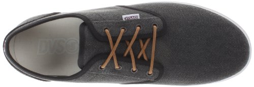 Dvs Rico Ct Skatesko Svart Vintage Lerret