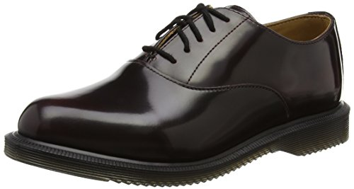 Dr. Martens Womens Bennett Oxford Rosso Ciliegia
