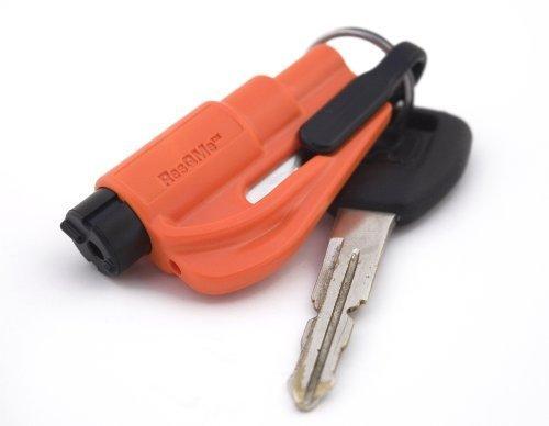 Res-Q-Me Keychain Escape Tool - Orange