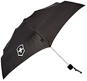 Victorinox Mini Umbrella, Black/Black Logo (Black) - 311708