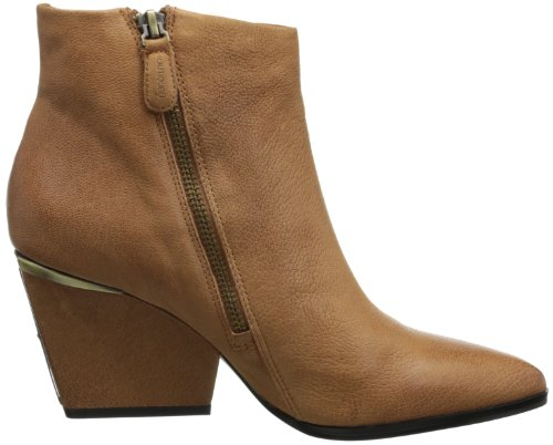 ... Boutique Ni Kvinner Isoke Boot Lys Brunt Skinn