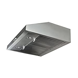 "Blue Ocean 30"" RH76UC Stainless Steel Under Cabinet Kitchen Range Hood"