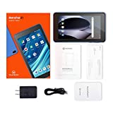 Vankyo MatrixPad Z1 7 inch Tablet, Android 8.1 Oreo Go Edition, 32GB Storage, Quad-Core Processor, IPS HD Display, Wi-Fi, Bluetooth, Blue