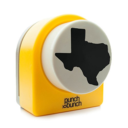 Punch Bunch Super Giant Punch, Texas State