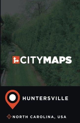 City Maps Huntersville North Carolina, USA pdf