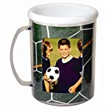 20 oz. Jumbo Snap-In Photo Mug - Case of 50