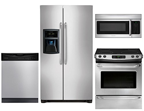 Frigidaire 4-Piece Package with FFSC2323LS 36