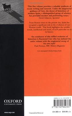 Spain: a History (División Academic): Amazon.es: Carr, Raymond: Libros