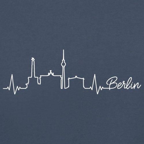 3-24 Months Dressdown Berlin Heartbeat Baby//Toddler T-Shirt