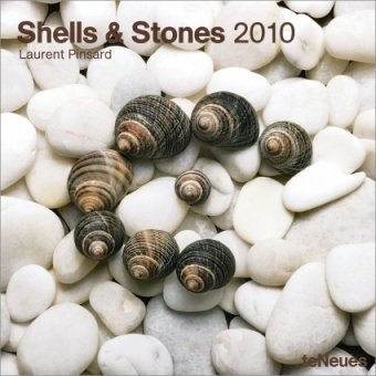 Shells & Stones 2010. Broschürenkalender
