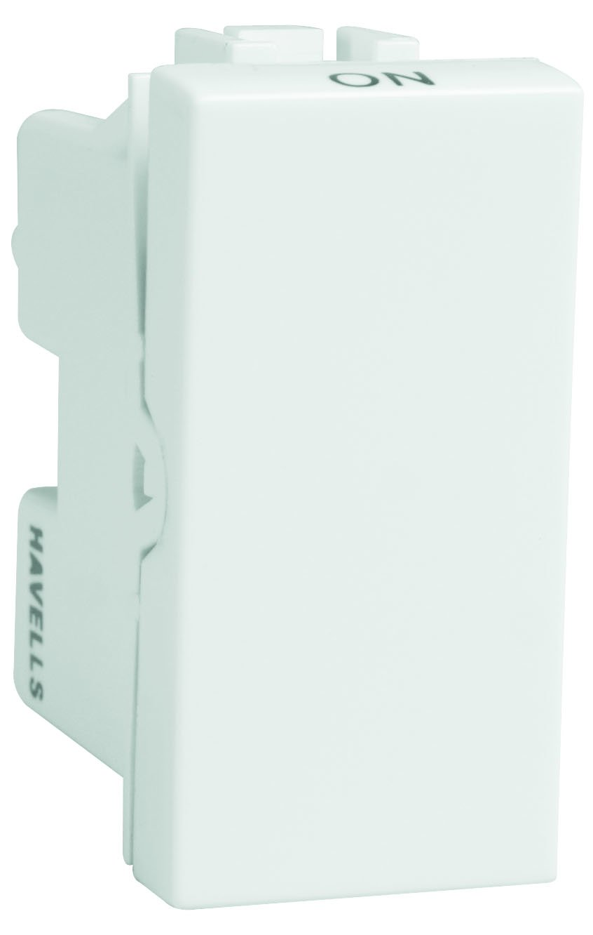 2 Way Switch One Havells Coral 6a Home Improvement