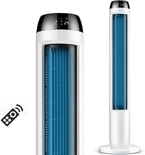 HUIQI Aire Acondicionado portátil FJZ Control Remoto de la Torre del Ventilador/Ventilador sin Hojas/Ventilador eléctrico/Soporte del Ventilador pinguino Aire Acondicionado (Color : B): Amazon.es: Hogar