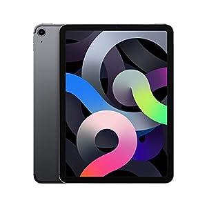 2020 Apple iPadAir (10.9-inch, Wi-Fi + Cellular, 64GB) – Space Grey (4th Generation)