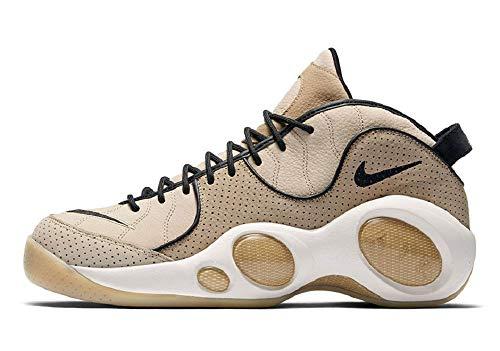NikeLab Zoom Flight 95 Men's Basketball Shoes (10.5) 941943 001 (Nike Zoom Flight Basketball Shoes)