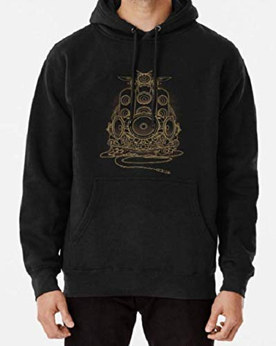 AudioHive - Natural Pullover Hoodie For Man and -