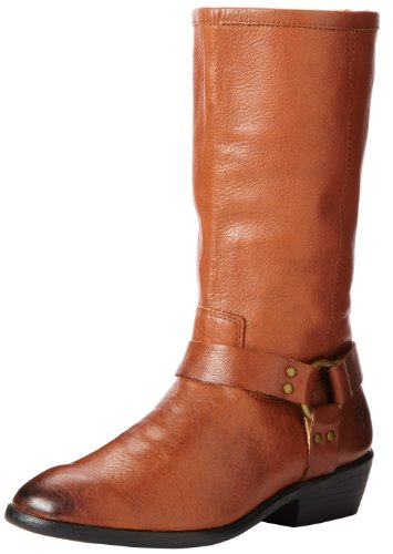 FRYE Phillip Harness Tall Boot (Toddler/Little Kid/Big Kid),Whiskey,4 M US Big Kid - Frye Phillip Tall Riding Boot