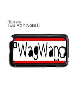 Lmf DIY phone caseWagWan Blud Funky Mobile Cell Phone Case Samsung Note 2 WhiteLmf DIY phone case