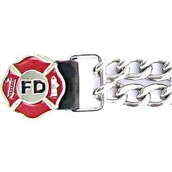 Bikers Shield Fire Fighter Design Vest Extender